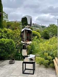 Arik LEVY - Sculpture-Volume - RockFormationTower 165
