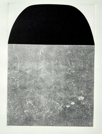Alberto BURRI - Estampe-Multiple - Acquaforte H