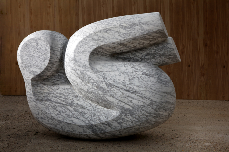 Paul VANSTONE - Sculpture-Volume - Carrara Form