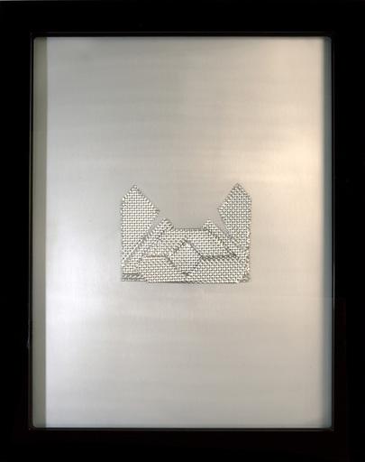 Heinz MACK - Pintura - Faltung