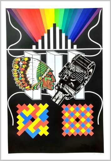 Peter PHILLIPS - Print-Multiple - Eliminator