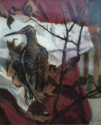 Joseph LAULIÉ - Gemälde - La Becasse