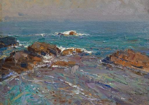 Alessandro LUPO - Painting - Marina