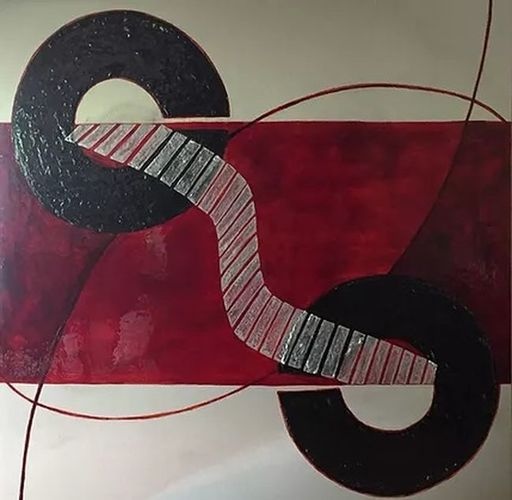 BATLI - Painting - Raw Sound