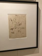 Jean-Michel BASQUIAT - Dessin-Aquarelle - Untitled (Louis Armstrong)