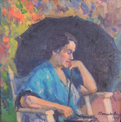 Sylvia FERNANDEZ - Painting - No Title
