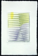 Agostino BONALUMI - Stampa Multiplo - Untitled