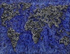 Victoria KOVALENCHIKOVA - Painting - The World LVI
