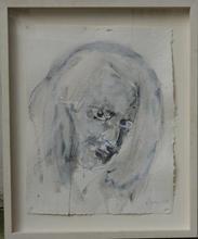 Philippe PASQUA - Disegno Acquarello - Portrait of Man