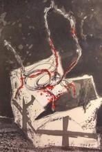 Paul REBEYROLLE - Grabado - : Ça ira mieux demain - 1978