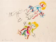 Willem DE KOONING - Print-Multiple - For Lisa