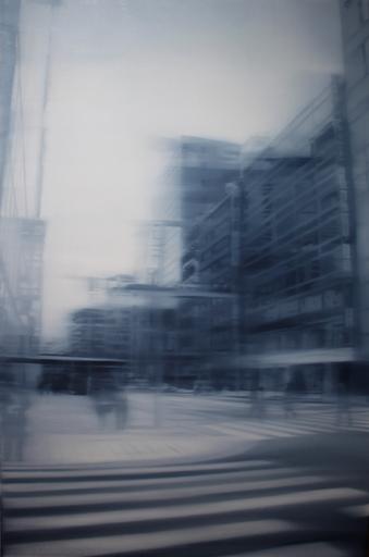 Jean-Marc AMIGUES - Pittura - Tokyo 2016 (2)
