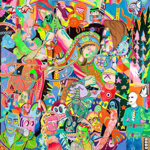 """Guive KHOSRAVI - Painting - """"Je ne suis pas un héro"""""""