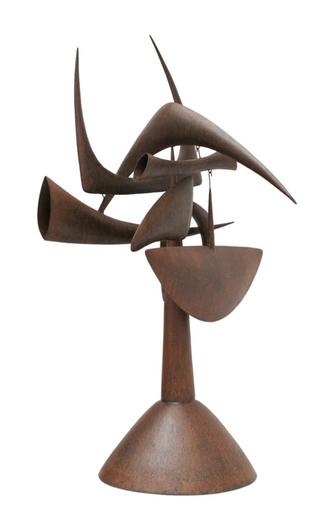 Philippe HIQUILY - Escultura - La Reorneadora