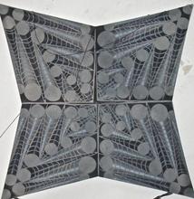 Francisco TOLEDO - Peinture - Geometric spider web kite
