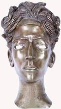 Jean MARAIS - Escultura - Portrait de Cocteau