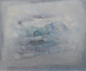 Vincenzo FRUNZO - Peinture - La nuvola bianca