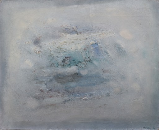 Vincenzo FRUNZO - Painting - La nuvola bianca