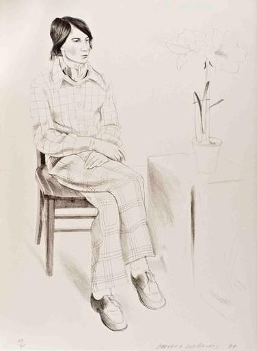 David HOCKNEY - Print-Multiple - Yves Marie