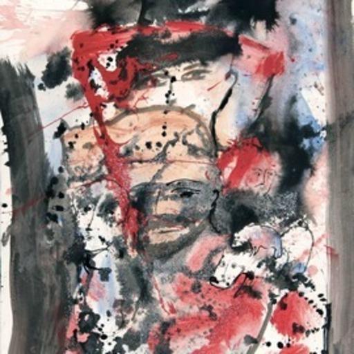 Zvi MILSHTEIN - Painting - L'hippopotame