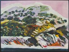 Edo MURTIC (1921-2004) - Dalmatinski Krajolik
