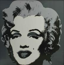 Andy WARHOL - Print-Multiple - Marilyn Monroe Grey