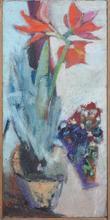 Isaac DOBRINSKY - Pintura - Floral still-life