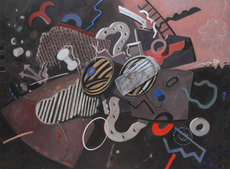 Gus CUMMINS - Pintura - Abstract