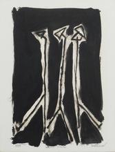 Pierre Marie BRISSON - Pintura - Série Noir 2