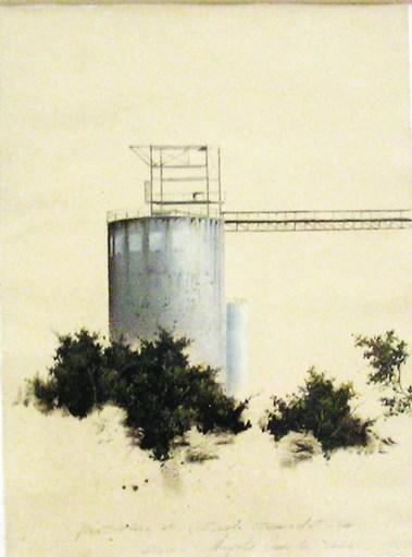 Angelo DAVOLI - Peinture - Centrale termoelettrica