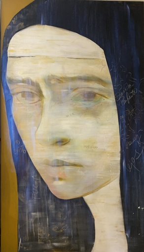 Osy MILIÁN - Painting - Olvido
