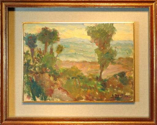 Dante BERTINI - Gemälde - Campagna veneta