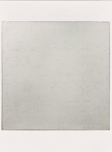 DADAMAINO - Peinture - L `INCONSCIO RAZIONALE
