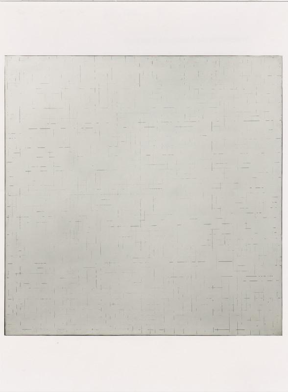 DADAMAINO - Painting - L `INCONSCIO RAZIONALE