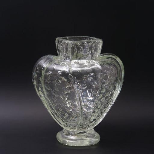 Ercole BAROVIER - Vaso con applicazioni
