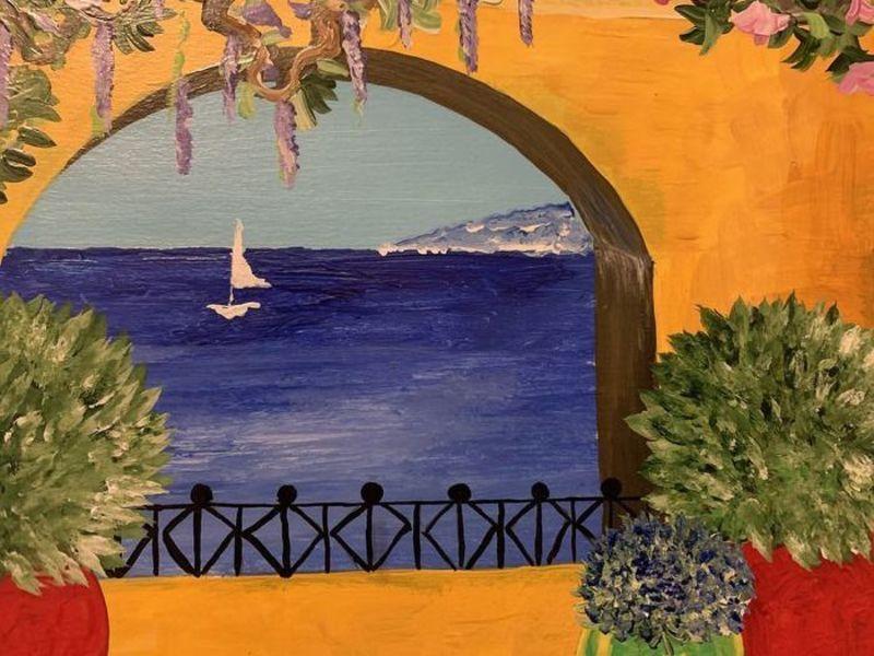 Laurent FOLCO - Peinture - SAINT TROPEZ