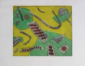 Henri GOETZ - Print-Multiple - Sans titre