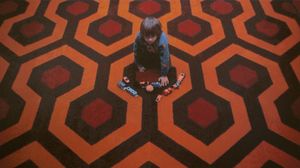 "Davide LA ROCCA - Pintura - ""Danny"" from: Shining by Stanley Kubrick"