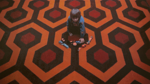 "Davide LA ROCCA - Painting - ""Danny"" from: Shining by Stanley Kubrick"