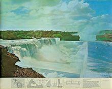 SUPERSTUDIO GROUP - Estampe-Multiple - Niagara o l'architettura riflessa