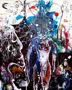 Saverio FILIOLI - Painting - Te dentro me