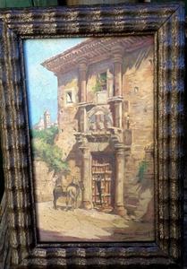 Eugenio ALVAREZ DUMONT - Pintura