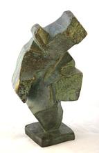 朱铭 - 雕塑 - Tai Chi I