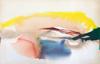 Paul JENKINS - Drawing-Watercolor - Phenomena Sun Lups