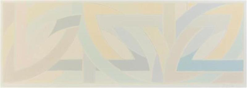 Frank STELLA - Print-Multiple - York Factory I