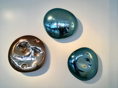 Xavier LE NORMAND - Sculpture-Volume - Galets