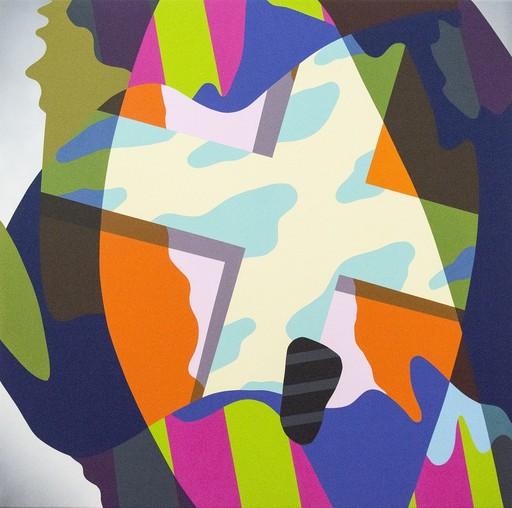 Sylvain LOUIS SEIZE - Painting - Umbra
