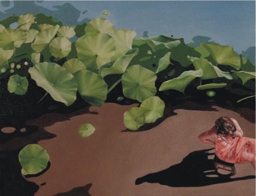 Jennifer NEHRBASS - Pintura - lily matters