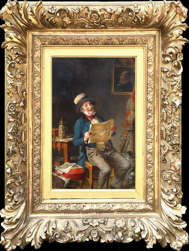 Hermann KERN - Pittura - More than Admiration