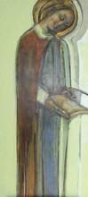 Ludmilla MOSHEK - Painting - Métatron